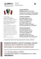 Andrea BELLANTONE, Institut Catholique / Toulouse