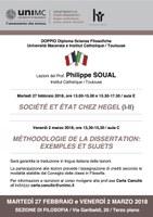 Philippe SOUAL, Institut catholique / TOULOUSE