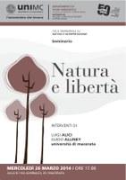 SEMINARIO su Natura e interpretazione/2
