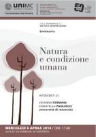 SEMINARIO su Natura e interpretazione / 3