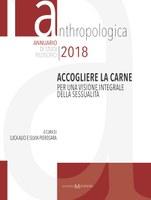 Accogliere la CARNE / Anthropologica, Annuario 2018