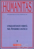 FERMANI / MIGLIORI, L'inquietante verità nel pensiero antico