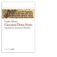 """Guido Alliney, Giovanni Duns Scoto. Introduzione al pensiero filosofico,  Edizioni di pagina, Bari  2012 (""""Biblioteca filosofica di Quaestio"""", 16), pp. IV+222"""