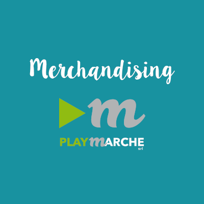Merchandising e-shop by Playmarche