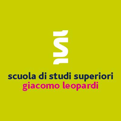 SCUOLA DI STUDI SUPERIORI Giacomo Leopardi