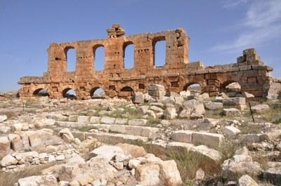 SCAVO | Il teatro romano di Althiburos (M'deina, el Kef). Tunisia