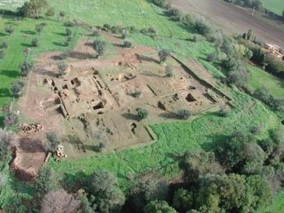 SCAVO | L'area sacra in località S. Antonio, Cerveteri