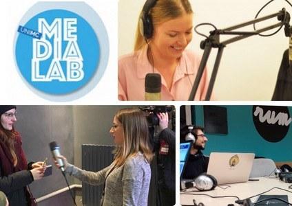 Unimc MediaLab | Iscrizioni per RADIO RUM e UNIVISION