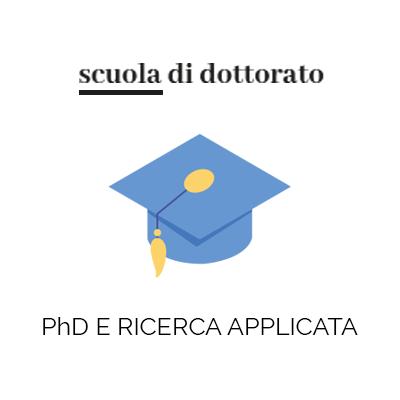 PhD e ricerca applicata
