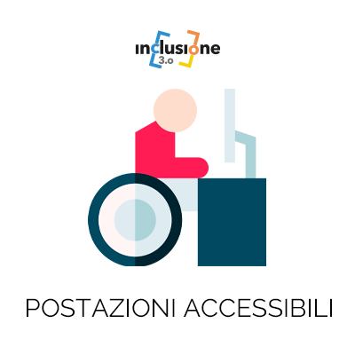 Postazioni accessibili