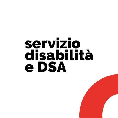 Servizio disabilità e DSA