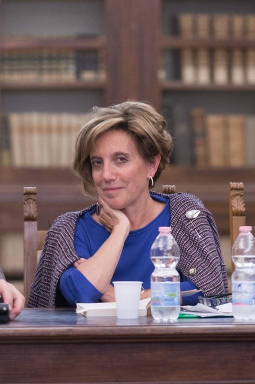 Carla Ida Salviati ospite a Unimc