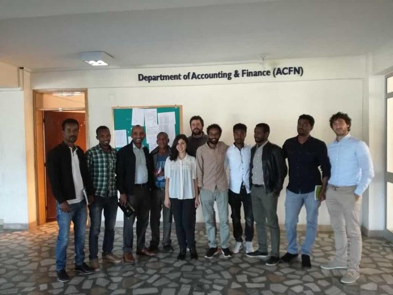 Giovani ricercatori UniMc in Etiopia per progetti di cooperazione e sviluppo