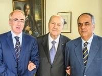 Torna a Unimc Paolo Grossi, presidente emerito della Corte costituzionale