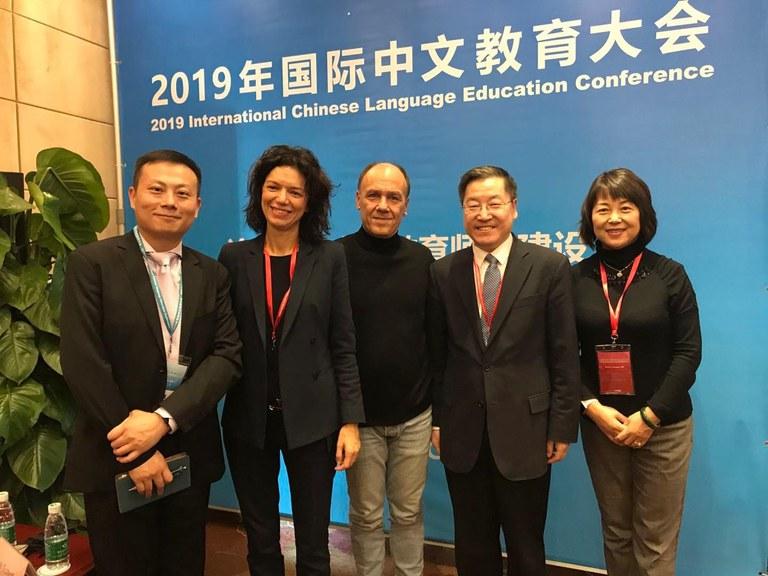 Istituto Confucio UniMC in Cina: Villa Lauri pronta nel 2020