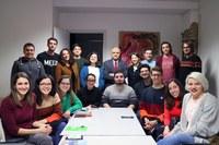 Prima riunione per il nuovo consiglio degli studenti di Unimc