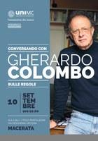 Conversando con GHERARDO COLOMBO sulle regole