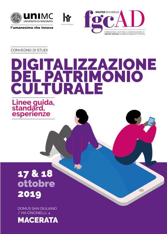 Digitalizzazione del patrimonio culturale