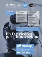 PhD e ricerca per l'innovazione