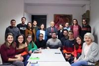 Il nuovo Consiglio degli studenti  UniMC