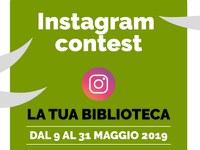 Instagram Contest |  #universobiblioteca