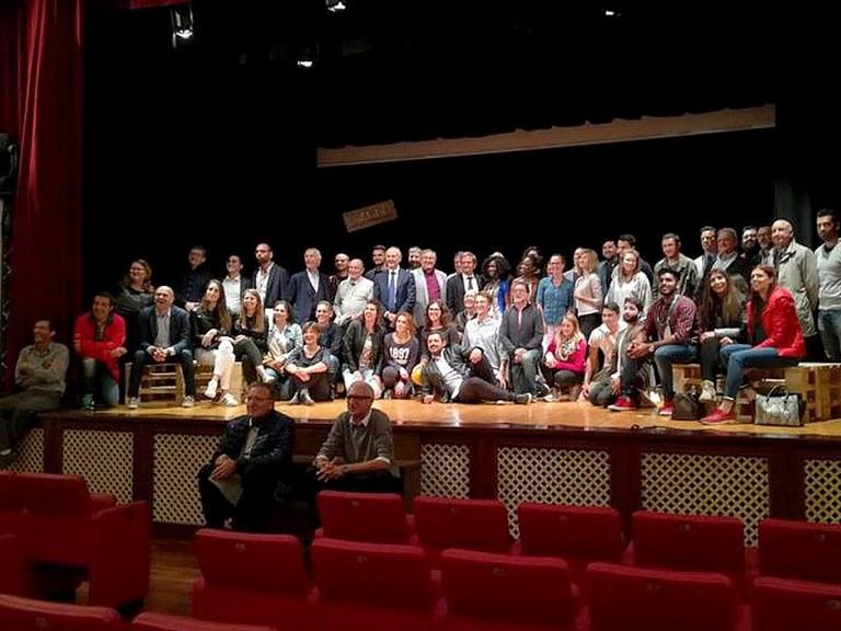 L'International Student Competition fa scuola a Bruxelles