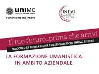 LAVORO | Nuovo appuntamento con il percorso Unimc-Istao