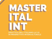 MASTER in Didattica dell'italiano L2/LS in prospettiva interculturale