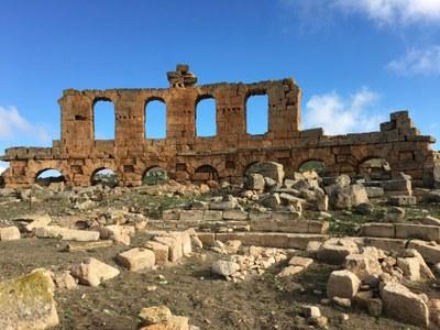 Teatro romano di Althiburos, le nuove scoperte di UniMC