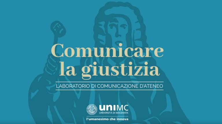 Comunicare la Giustizia - UNIMC