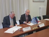 Italia e Grecia firmano un accordo di cooperazione per la sicurezza delle attività offshore