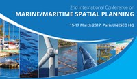 Marine/Maritime Spatial Planning Conference - 14-17 March 2017 - Paris