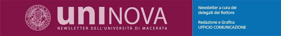 Uninova | Newsletter dell'Università di Macerata